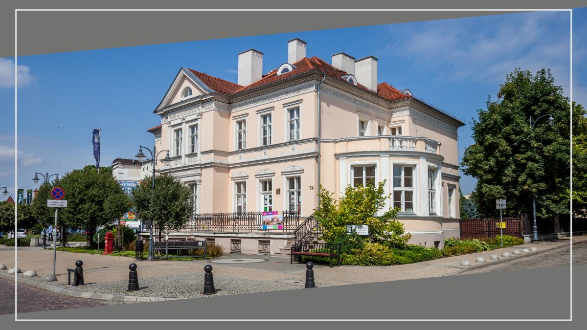 Budynek Muzeum Miasta Malborka ul. Kościuszki 54