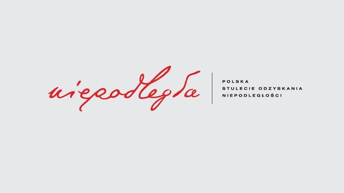 logotyp programu Niepodległa
